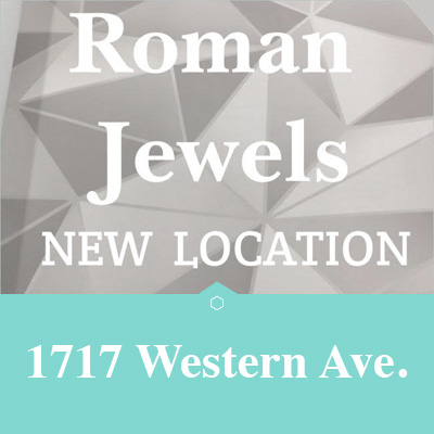New Location - 1717 Western Ave. (2 miles West of our old location)